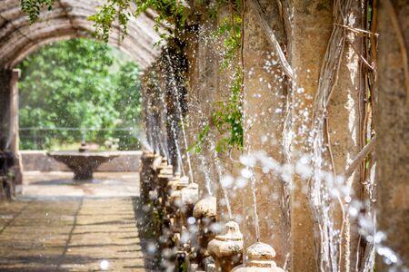 The Garden of the Jardines de Alfabia Imagens - 131100058