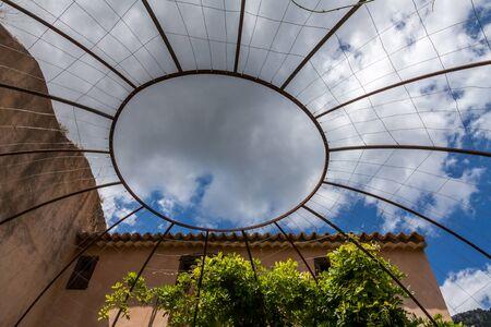 The Garden of the Jardines de Alfabia Imagens - 131100095