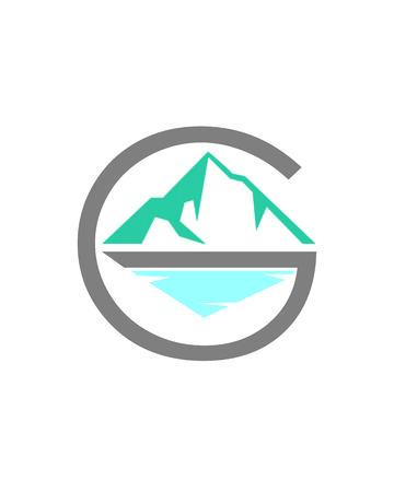 g: G Glacier logo