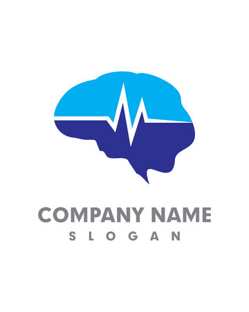 care: Brain care Logo