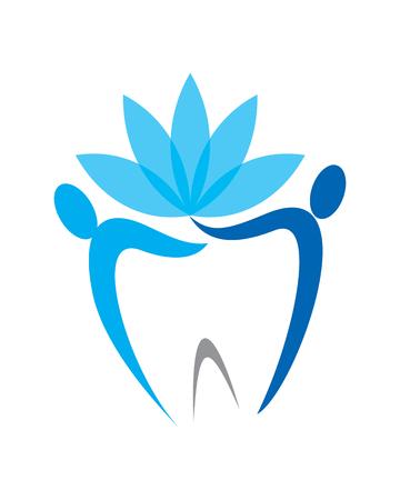 Resumen del logotipo Dental Spa