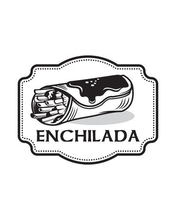 Enchilada Food