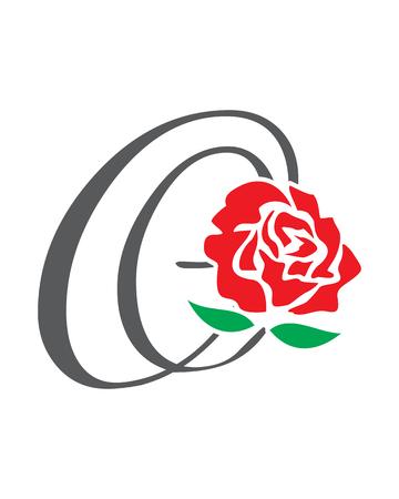 O Rose Vetores