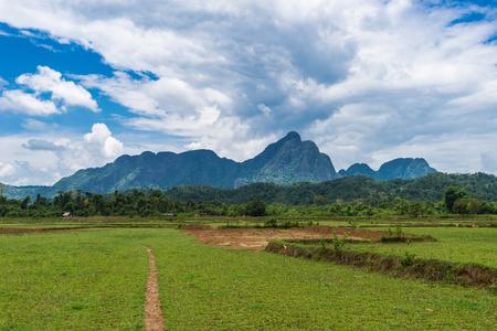 Vang Vieng,Laos,View