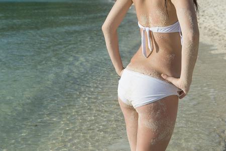 Swimwear women's ass