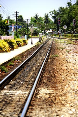 Thailand Railway old