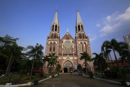 Church of Christ St. Marys Cathedral, Yangon