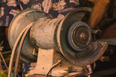 Grinding stone motor for secret work, grinding Or general work