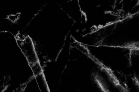 dark backgrounds: Black marble natural pattern for background, abstract natural marble black and white for design.