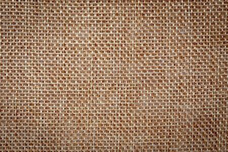 Sackcloth texture background Reklamní fotografie