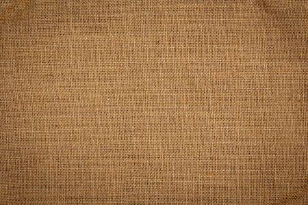 Fondo de textura de tela de saco Foto de archivo