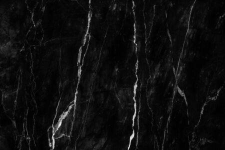 Black marble, Abstract natural marble black and white pattern for background and design.