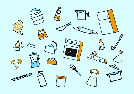 dishwashing liquid: Kitchen doodle