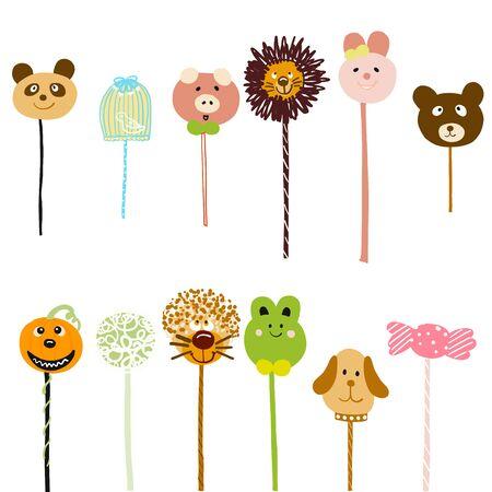charactor: lollipop doodle