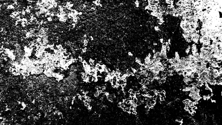 Abstract dirty dark grunge background. Monochrome texture. Effect the black and white tones. Reklamní fotografie