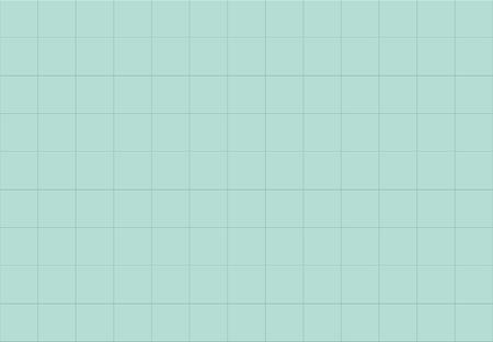 Simple azure blue square ceramic mosaic tiles texture background. Reklamní fotografie