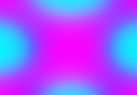 Colourful blurred blue and purple gradient background.
