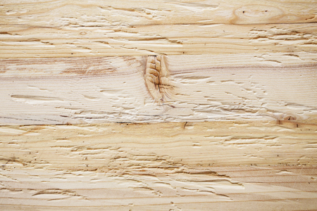 Closeup maple wood boards with natural pattern texture background.