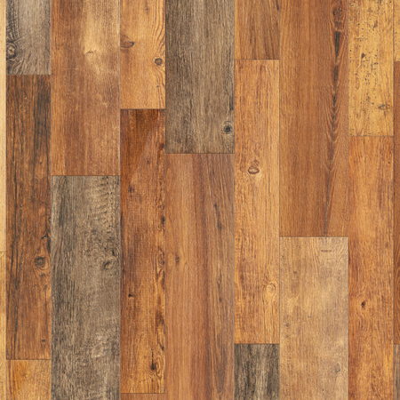 Brown oak wood floorboards with natural pattern texture background.