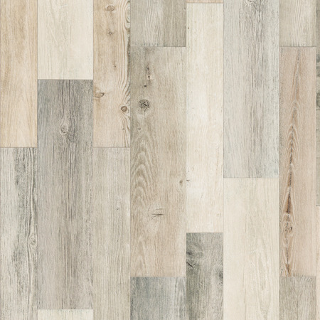 Grey oak wood floorboards with natural pattern texture background. Imagens