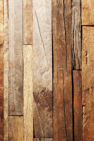 Old dry wooden boards texture background. Imagens