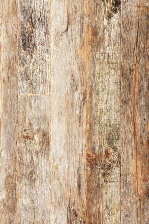 Old vintage dry oak wooden boards texture background. Imagens