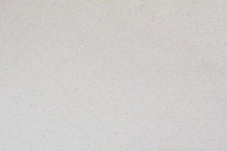 Grey sheet of craft cardboard paper texture background.