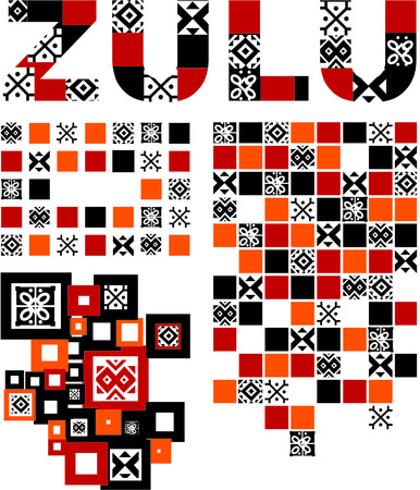 zulu: zulu pattern set