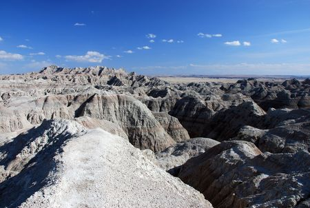South Dakotas Badlands National Park, United States of America