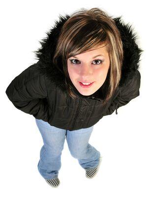 winter fashion photo