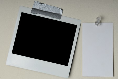 businesscard: photo and card combo