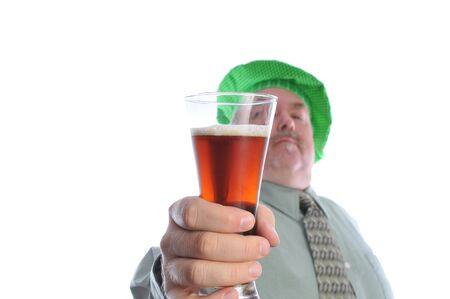 St Patricks day beer Stock Photo - 4295508