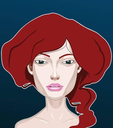 redhair: Redhair girl