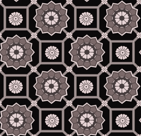 seamless ornamenta pattern