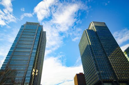 Buildings in Marunouchi 報道画像