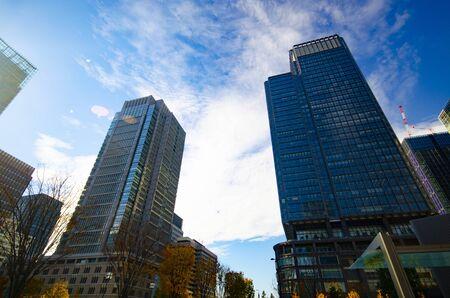 Maru Building and Shinmaru Building at Tokyo Station in Tokyo, Japan 報道画像