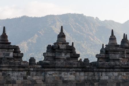 borobudur: Borobudur temple