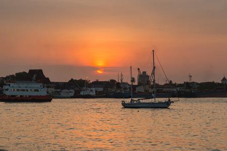 East Timor Sunset