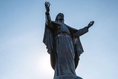 cristo: Christ statue Cristo Rei Dili