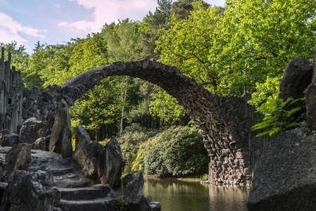 devil bridge germany Reklamní fotografie