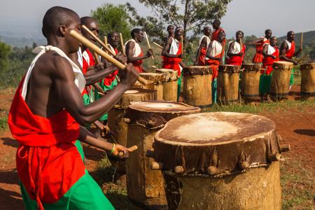 gishora drummer in Burundi