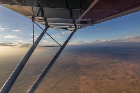kilimanjaro: Flight Mount Kilimanjaro Tanzania Africa