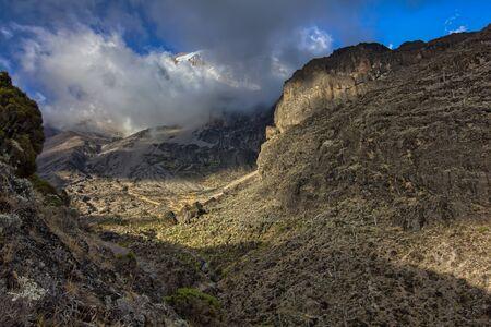 kilimanjaro: Barranco Camp Kilimanjaro