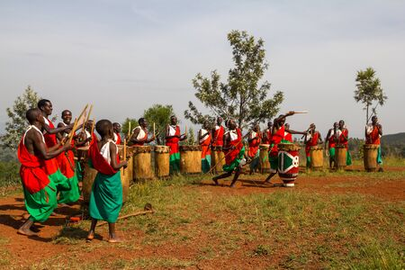 burundi: Burundi Drummers Editorial