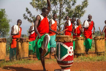burundi: Gishora Drummers in Burundi Editorial
