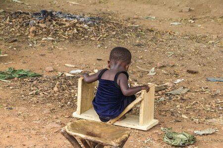 Burundi Afrikanische Kinder