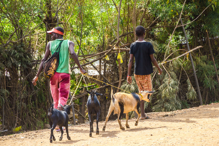 burundi: Burundi African Boys