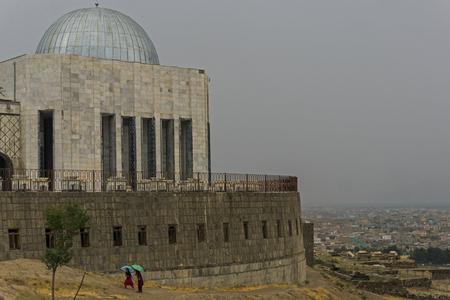 mausoleum: Mausoleum of King Nadir Shah Ghazi Kabul
