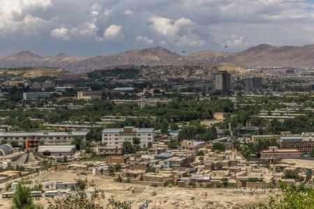 taliban: kabul afghanistan city