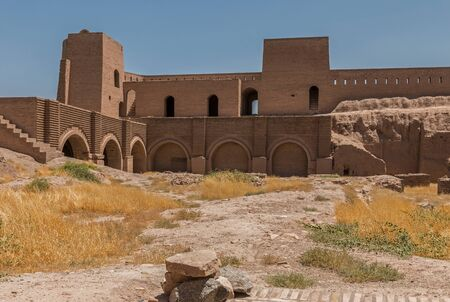 afghanistan: Alexander the Great fortress afghanistan